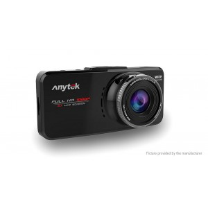 "Anytek AT66A 2.7"" IPS 1080p Full HD Car DVR Camcorder"