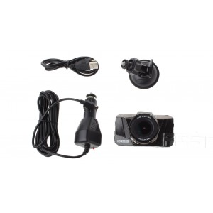 "3"" TFT 1080p Full HD Car DVR Camcorder"