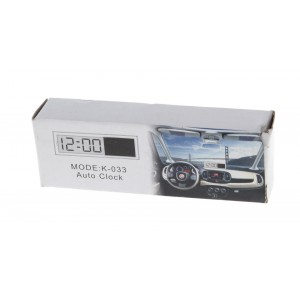 "2.2"" LCD Car Windscreen Digital Clock"