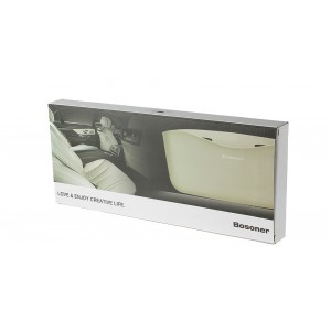 Authentic Bosoner Car Backrest / Seat Gap Storage Box Organizer