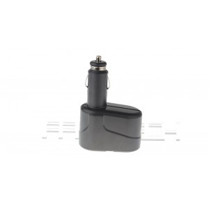 1-to-2 Car Cigarette Lighter Socket Adapter