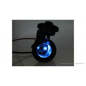 12-24V Car / Motorcycle Cigarette Lighter Power Adapter Socket Charger Outlet