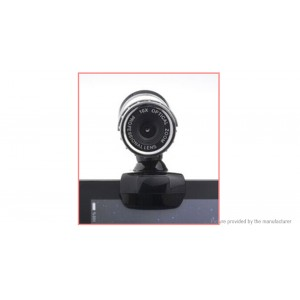 A859 Clip-on HD USB Webcam Network Camera