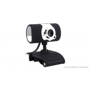 A847 1.3MP Clip-on USB Webcam Network Camera