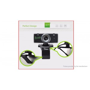 GSOU B18S USB 2.0 HD 12MP Webcam Computer Camera