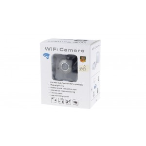 E9000 HD 720p Wifi Camera / Car DVR Camcorder