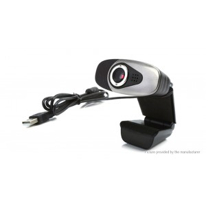 A871 12MP Clip-on HD Webcam Computer Camera