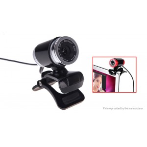 A860 1.3MP Clip-on USB Webcam Network Camera