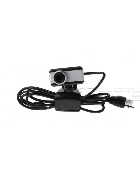 A3 Clip-on 10MP CMOS Webcam w/ Built-in Microphone