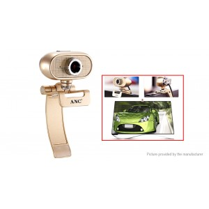 Aoni A9 HD 1080p USB Webcam Camera for PC/Laptop/Smart TV