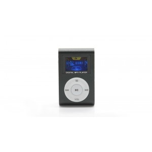 "0.9"" LCD USB Rechargeable Mini MP3 Player"