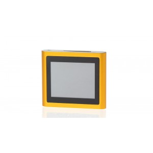 """4GB 1.6"""" TFT Sensitive-touch Screen MP4 Player w/ Clip"""