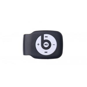 """G"" Keys USB Rechargeable Mini Screen-free Clip MP3 Player"