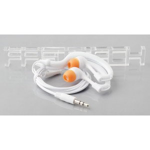 Cute Mini Clip-on Waterproof Rechargeable MP3 Music Player (4GB)