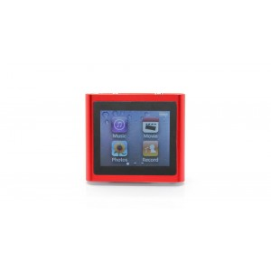 1.8'' Mini LCD Touch Screen MP4 Player with Clip (4GB)