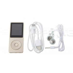 "1.8"" LCD MP4 Multimedia Player (8GB)"