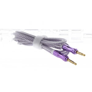 3.5mm Jack Braided Audio Cable (1.5m)