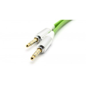 3.5mm Male to Male Flat Audio Cable