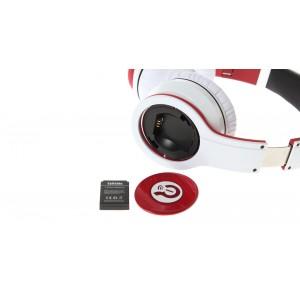 SYLLABLE G08-002 Folding Wireless Bluetooth V2.0 Stereo Headphones w/ Mic
