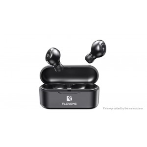 Authentic Floveme Bluetooth V5.0 TWS 3D Stereo Earbuds Headset